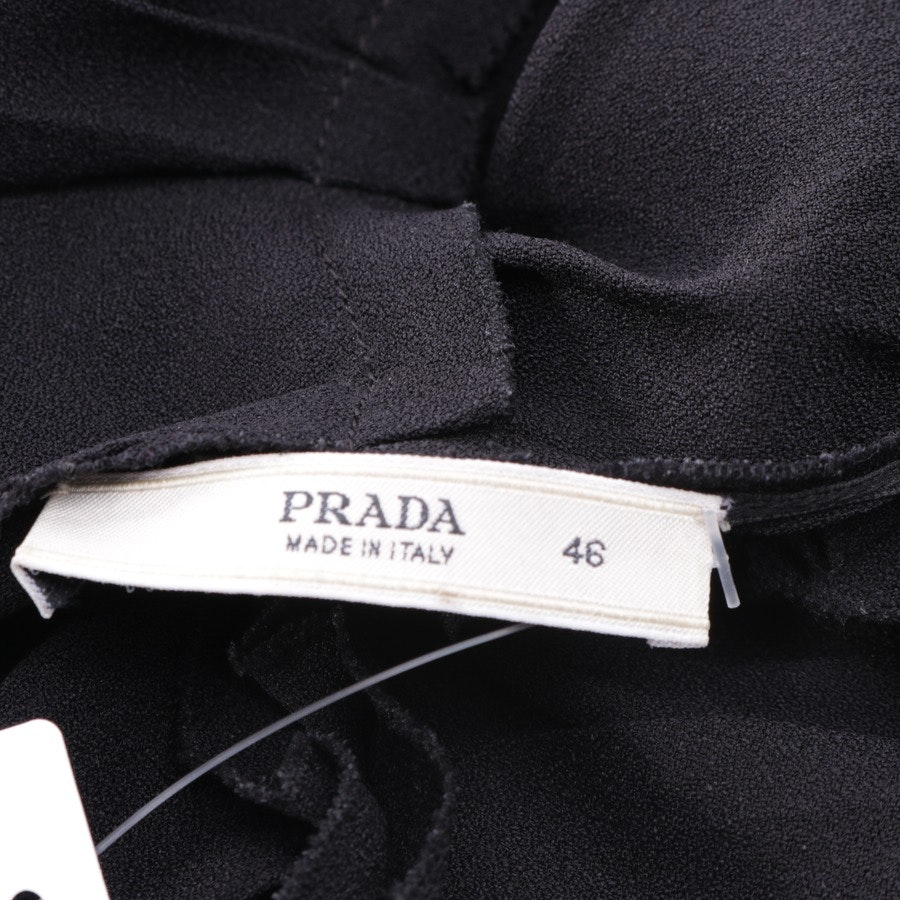 Cocktailkleid von Prada in Schwarz Gr. 40 IT 46