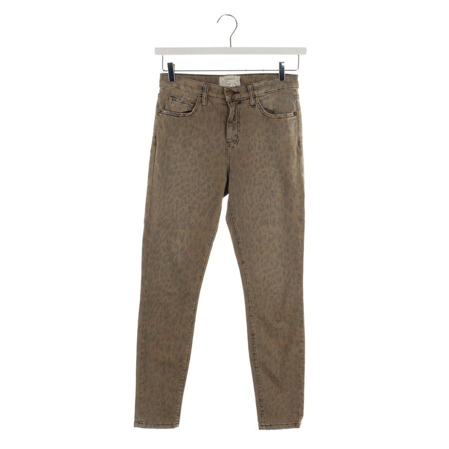 jeans from Current/Elliott in camel size W27