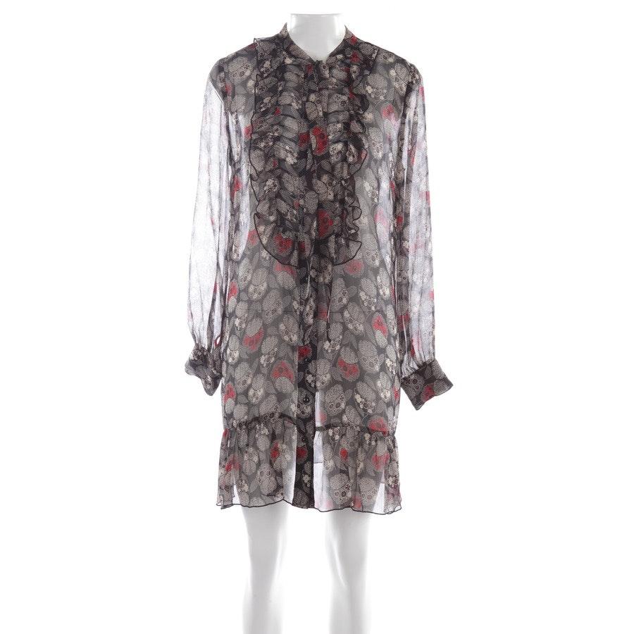 Kleid von Anna Sui in Multicolor Gr. 38 US 8