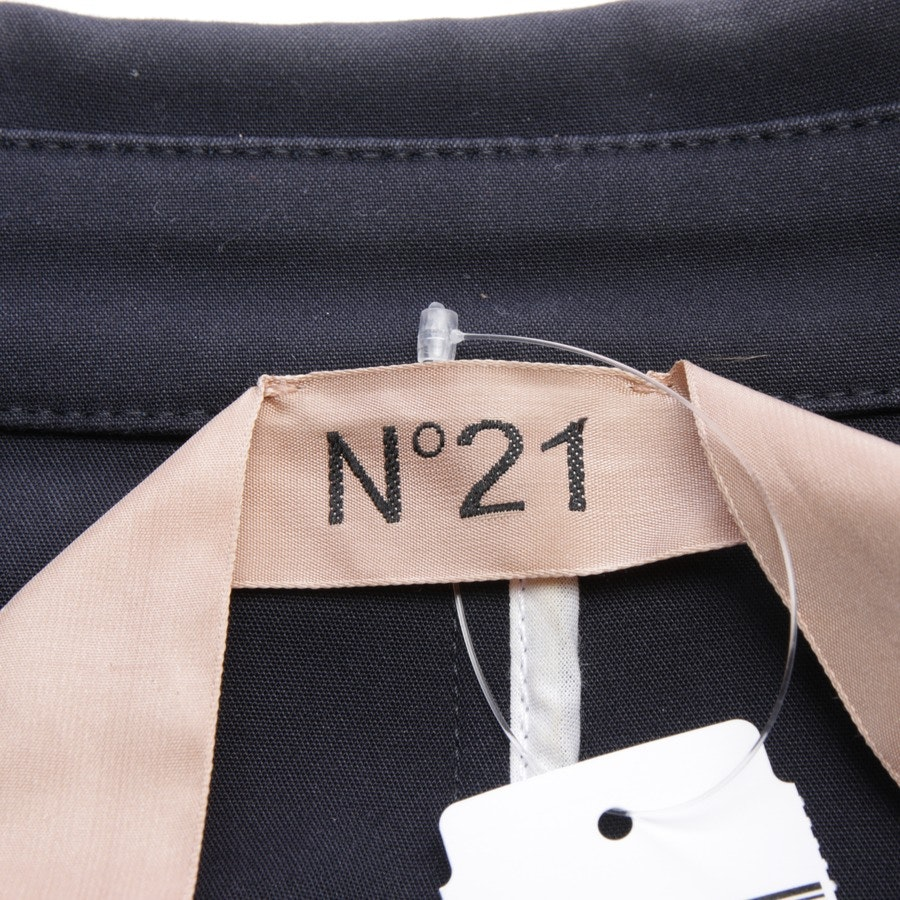 between-seasons jackets from N°21 in navy blue size 38 IT 44