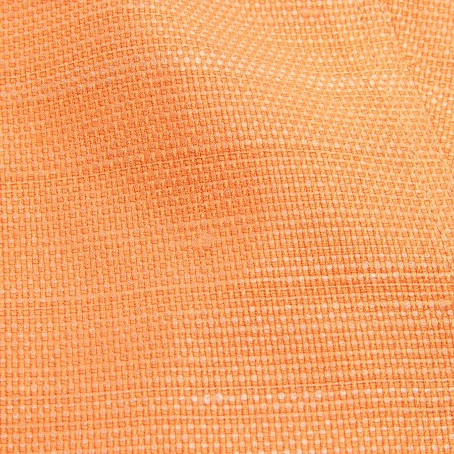 Seidenjacke von Akris in Orange Gr. 40