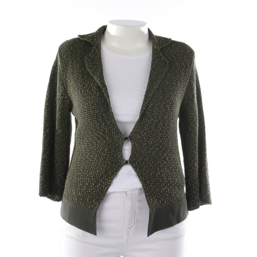 knitwear from Salvatore Ferragamo in green size L
