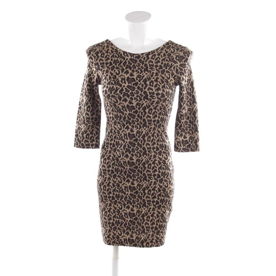 Kleid von Ana Alcazar in Braun und Beige Gr. 38