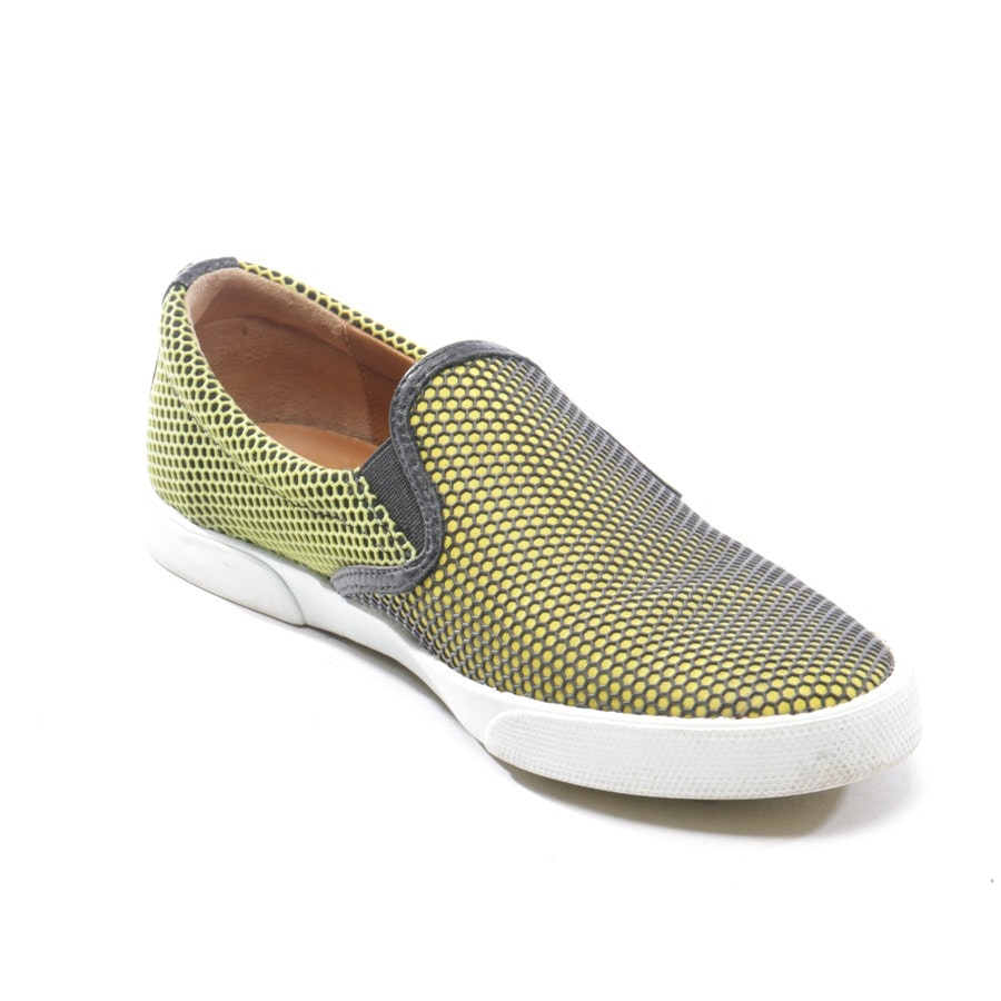 loafers from Jimmy Choo in yellow and black size D 36,5