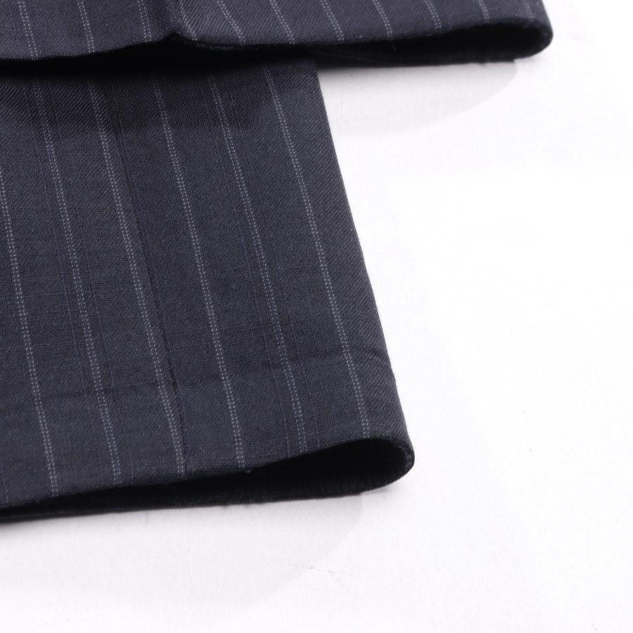Hose von Gucci in Mitternachtsblau und Weiß Gr. 54