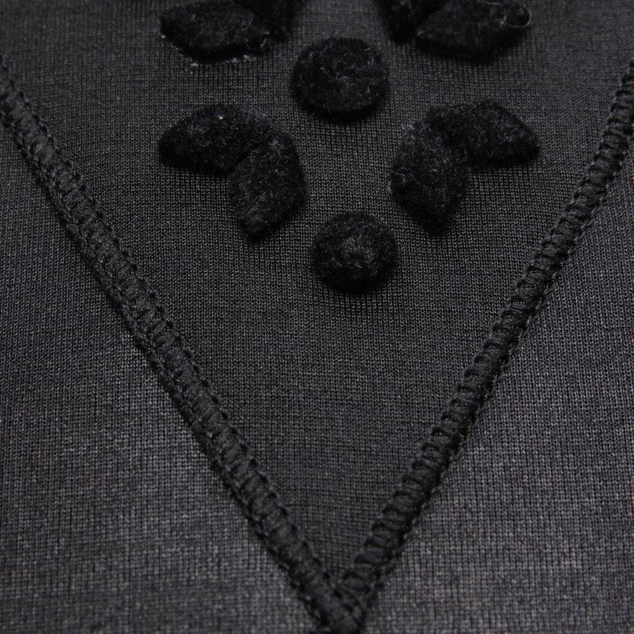 Langarmshirt von High Use in Schwarz Gr. 40