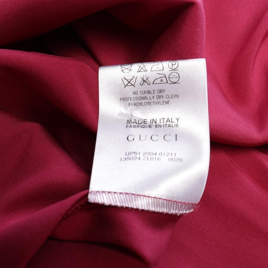 Kleid von Gucci in Fuchsia Gr. S