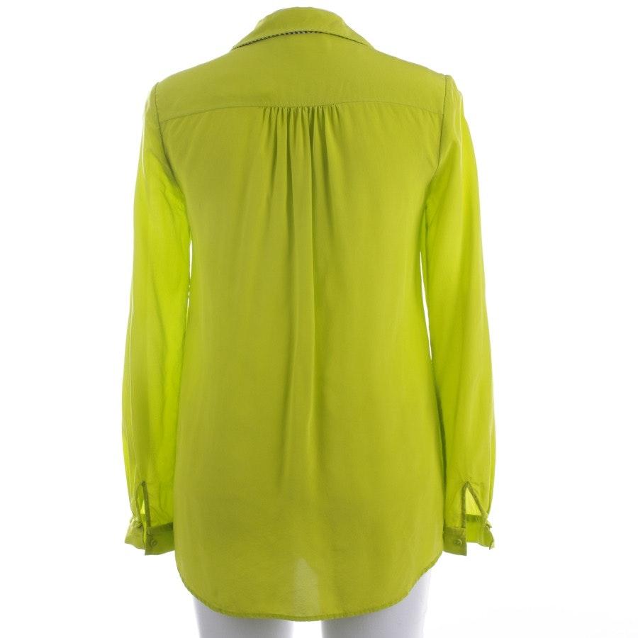 blouses & tunics from Diane von Furstenberg in neon green size 36 US 6