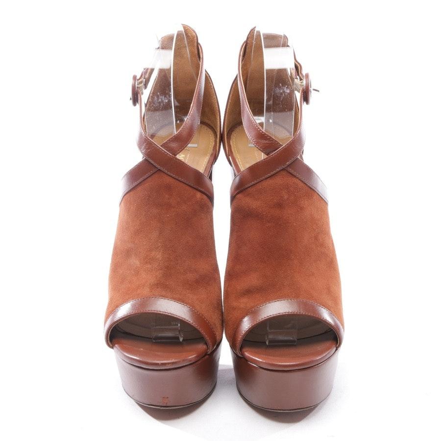 Sandaletten von Aquazzura in Braun Gr. D 39