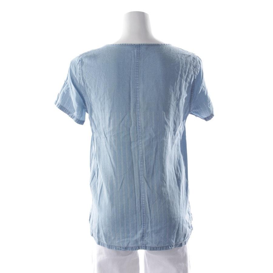 Jeansshirt von Tommy Hilfiger in Hellblau Gr. 36 US 6