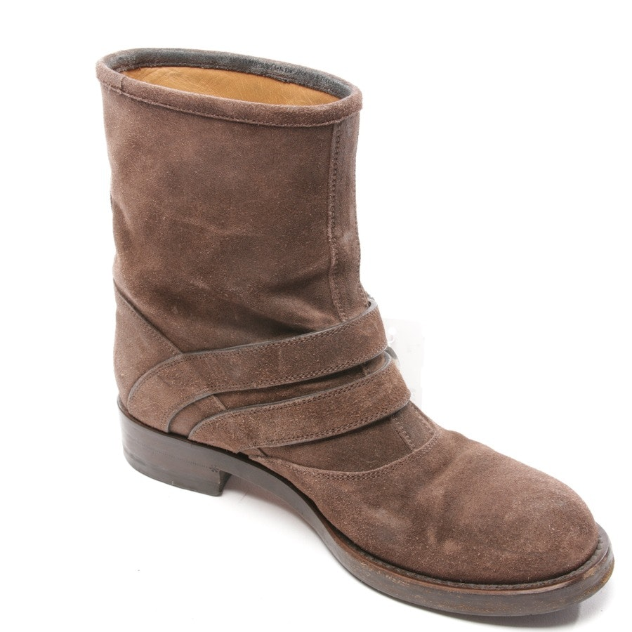 ankle boots from Gucci in brown size D 35,5