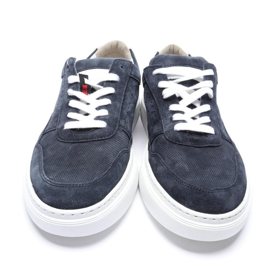Sneaker von Lloyd in Dunkelblau und Weiß Gr. EUR 45 UK 10,5 Neu