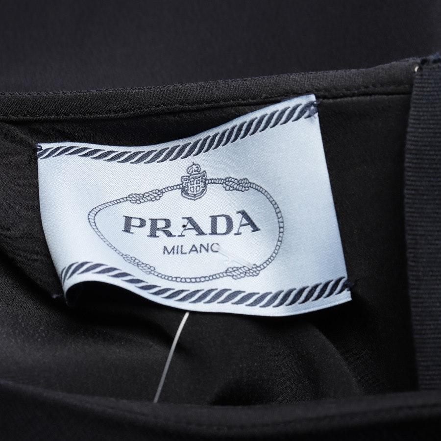 Kleid von Prada in Schwarz Gr. 32