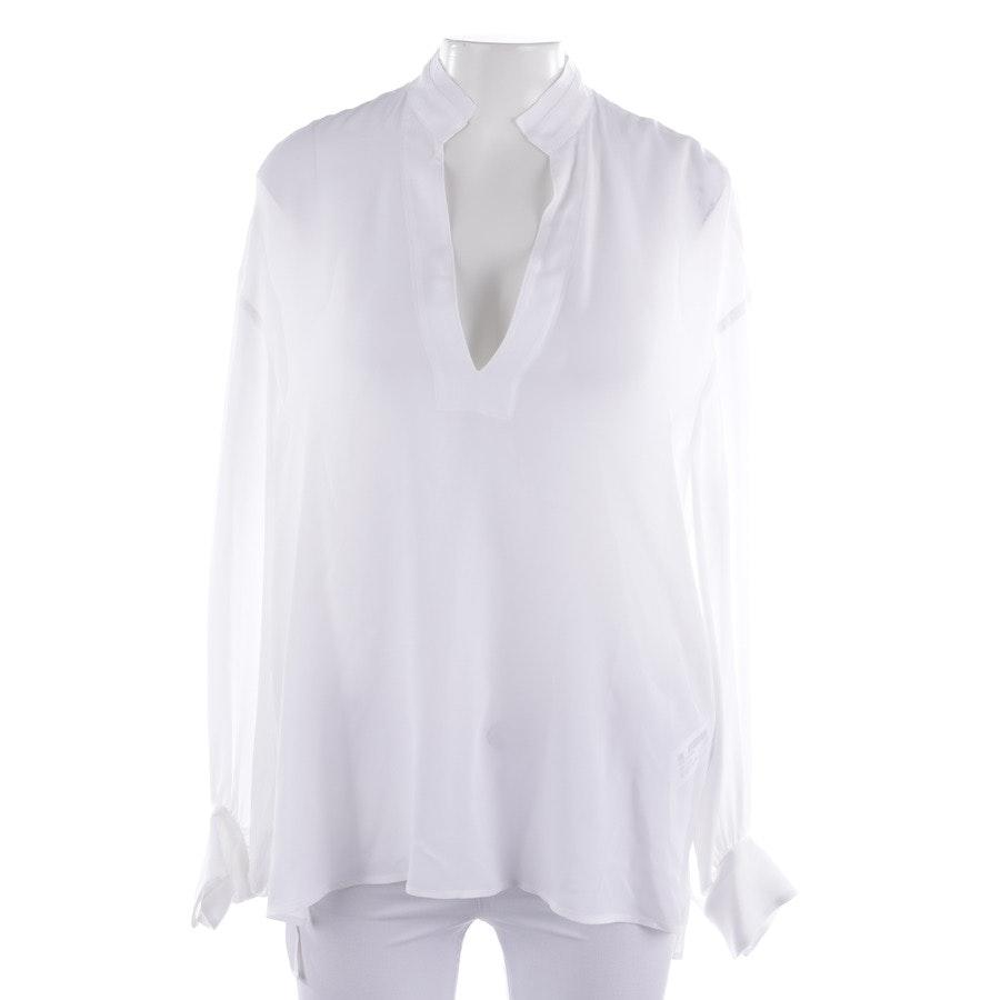 Bluse von Dondup in Weiß Gr. 46