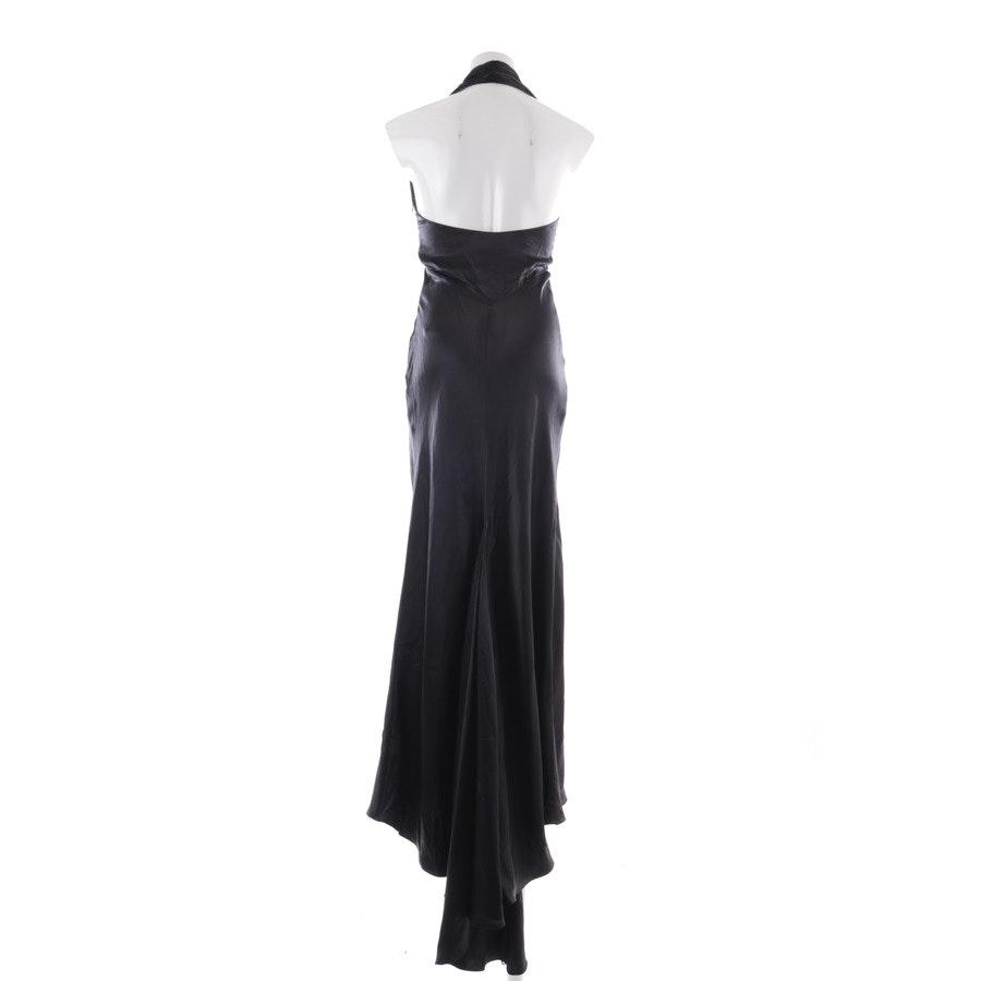 Seidenkleid von Hermès in Schwarz Gr. 38 FR 40