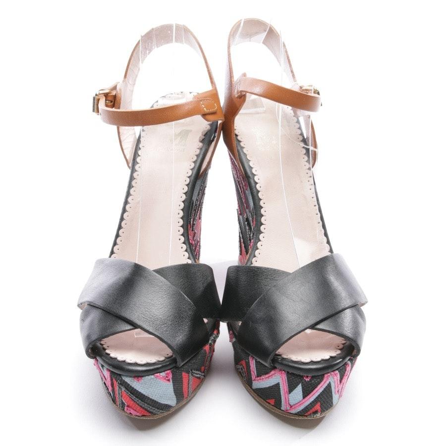 Sandaletten von Missoni M in Multicolor Gr. D 39