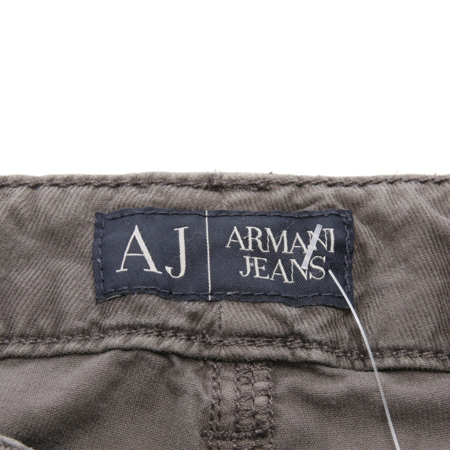 trousers from Armani Jeans in khaki size W26