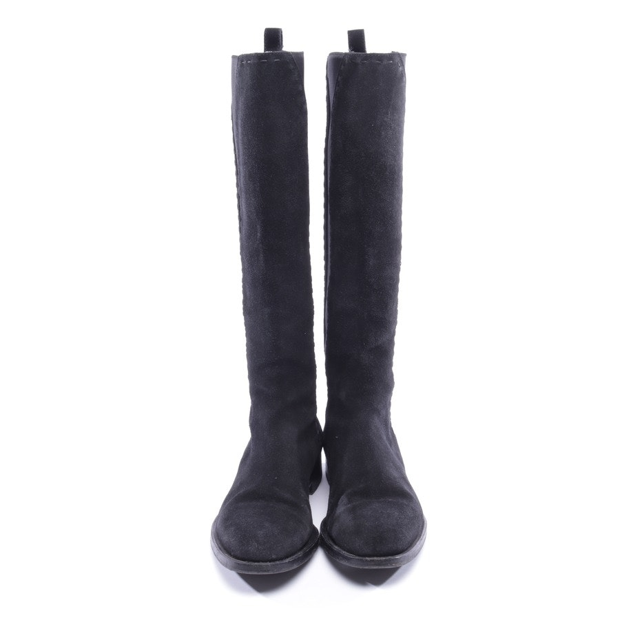 boots from Yves Saint Laurent in black size EUR 36,5