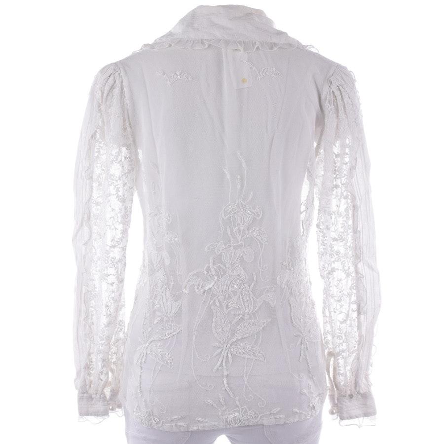 blazer from Ella Singh in wool white size DE 34