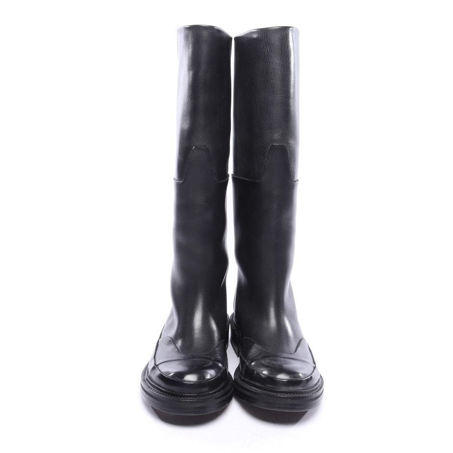 Stiefel von Agnona in Schwarz Gr. EUR 38,5 Neu