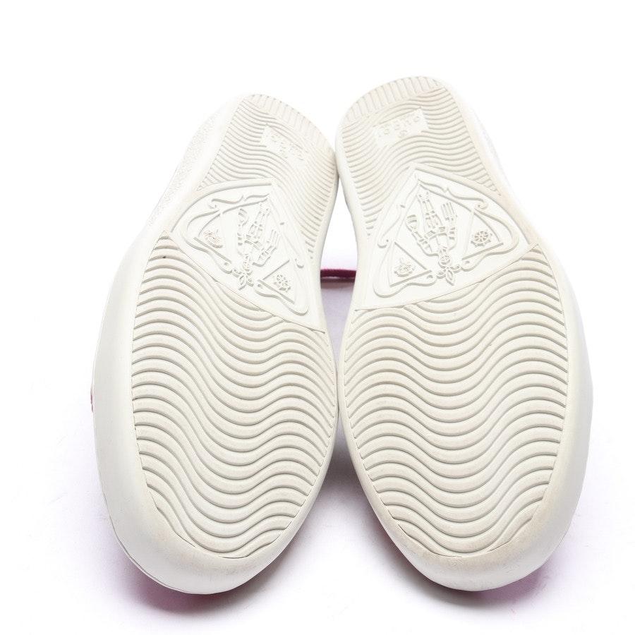 Sneaker von Gucci in Braun und Fuchsia Gr. EUR 35