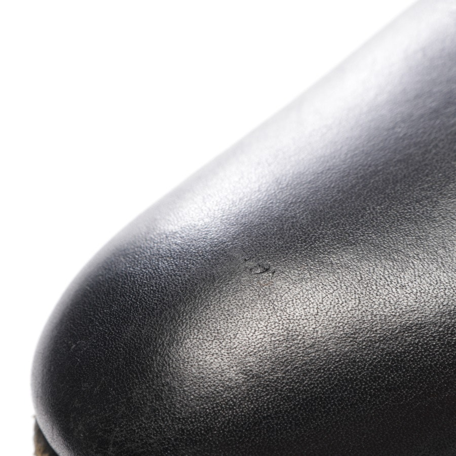 boots from Hermès in black size D 36,5