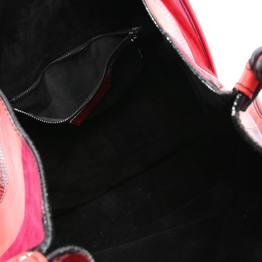 Shopper von Proenza Schouler in Rot und Schwarz