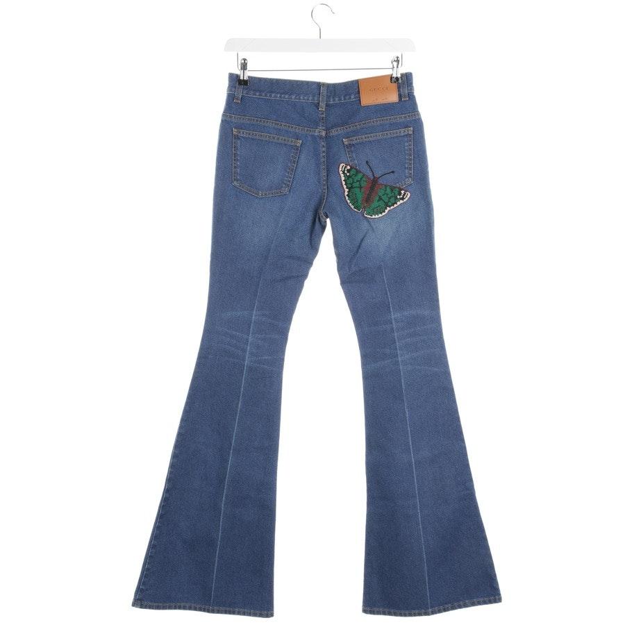 Jeans von Gucci in Dunkelblau Gr. W26 Neu