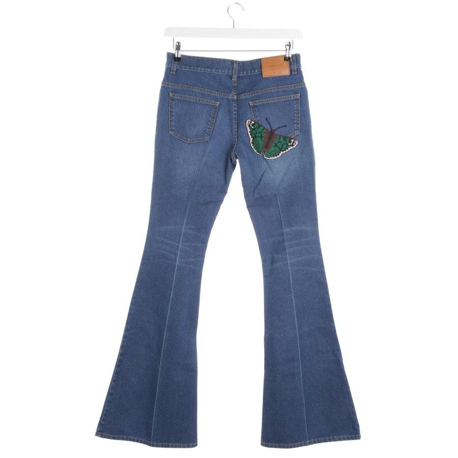 Jeans von Gucci in Dunkelblau Gr. W27 Neu