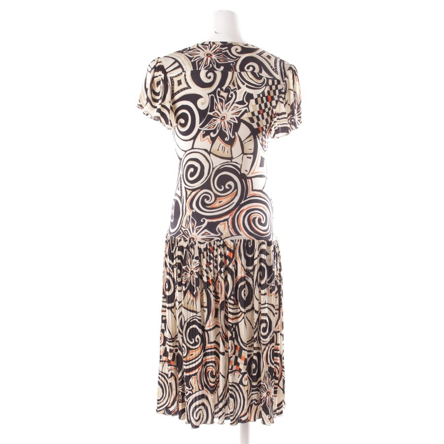 dress from Etro in beige and multicolor size 38 IT 44