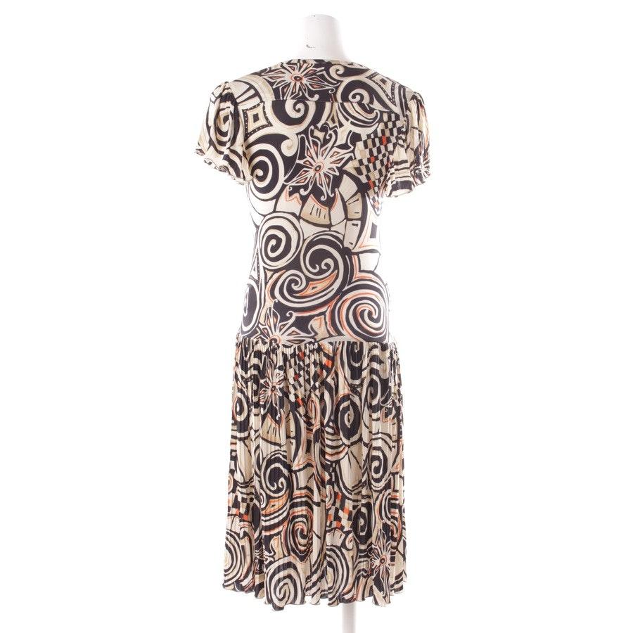 Kleid von Etro in Beige und Multicolor Gr. 38 IT 44