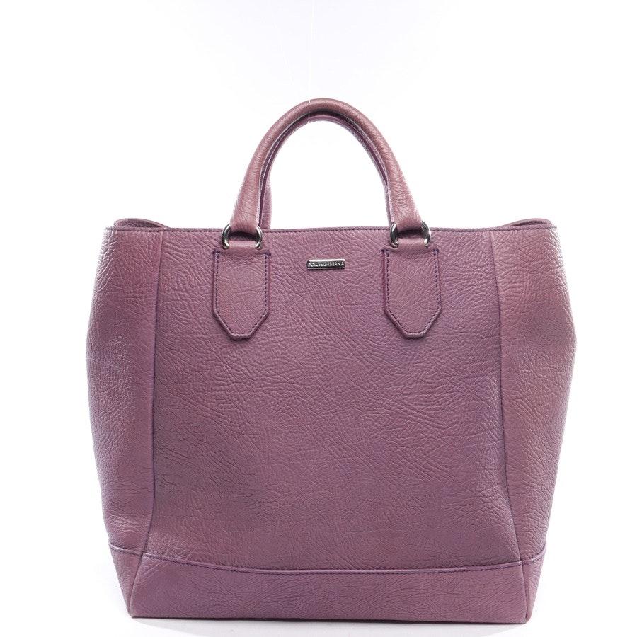 Handtasche von Dolce & Gabbana in Himbeere