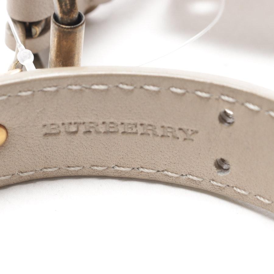 Wickelarmband von Burberry in Grège