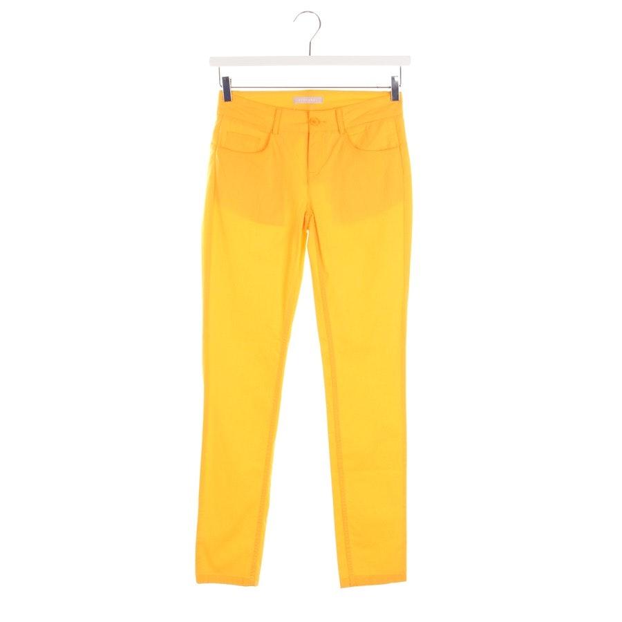 trousers from Stefanel in bright orange size DE 30 IT 36