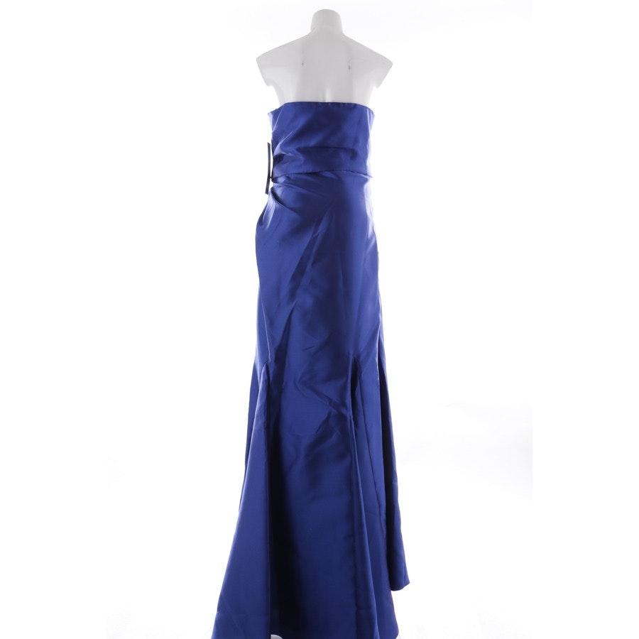 Kleid von Badgley Mischka in Königsblau Gr. 44 US 14 Neu