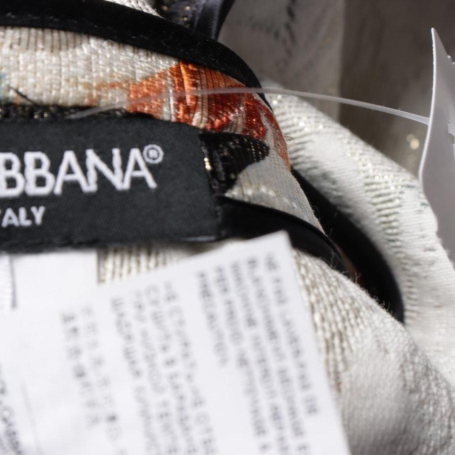 Kleid von Dolce & Gabbana in Mehrfarbig Gr. 32 IT 38