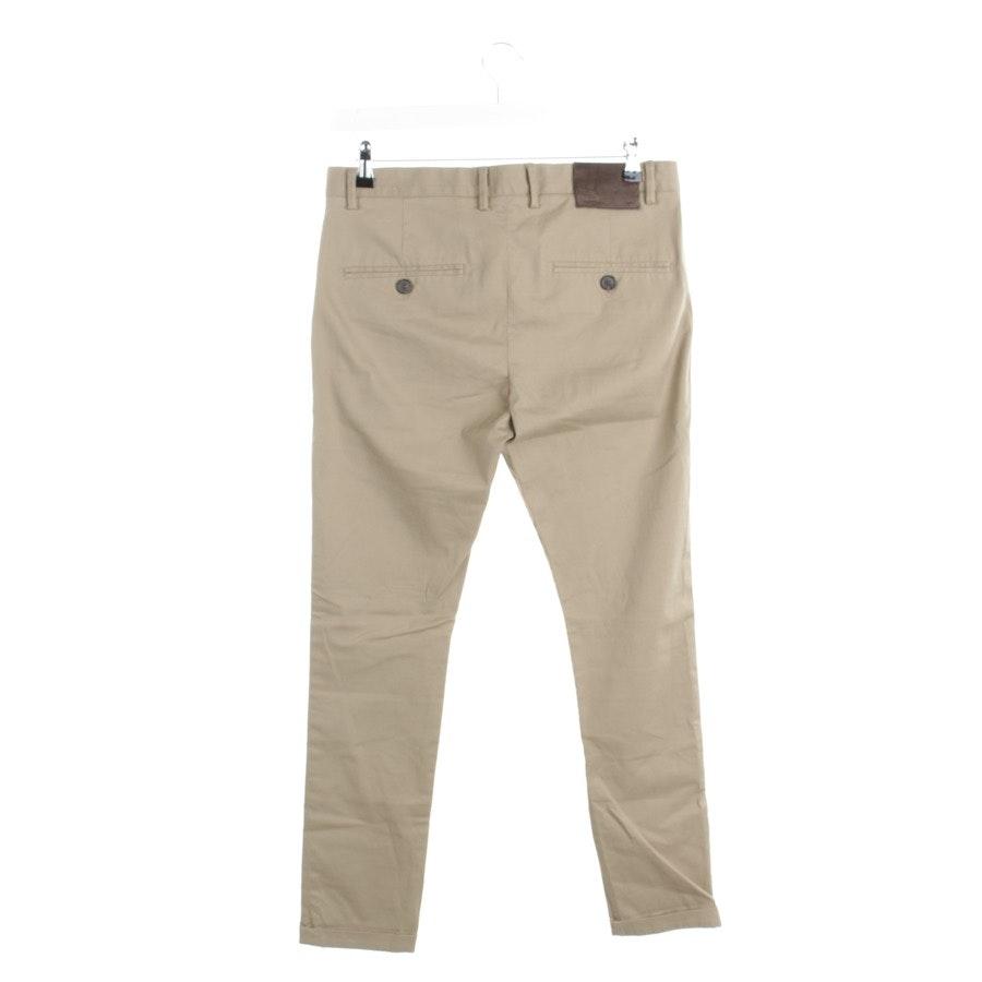 trousers from All Saints Spitalfields in beige size W30