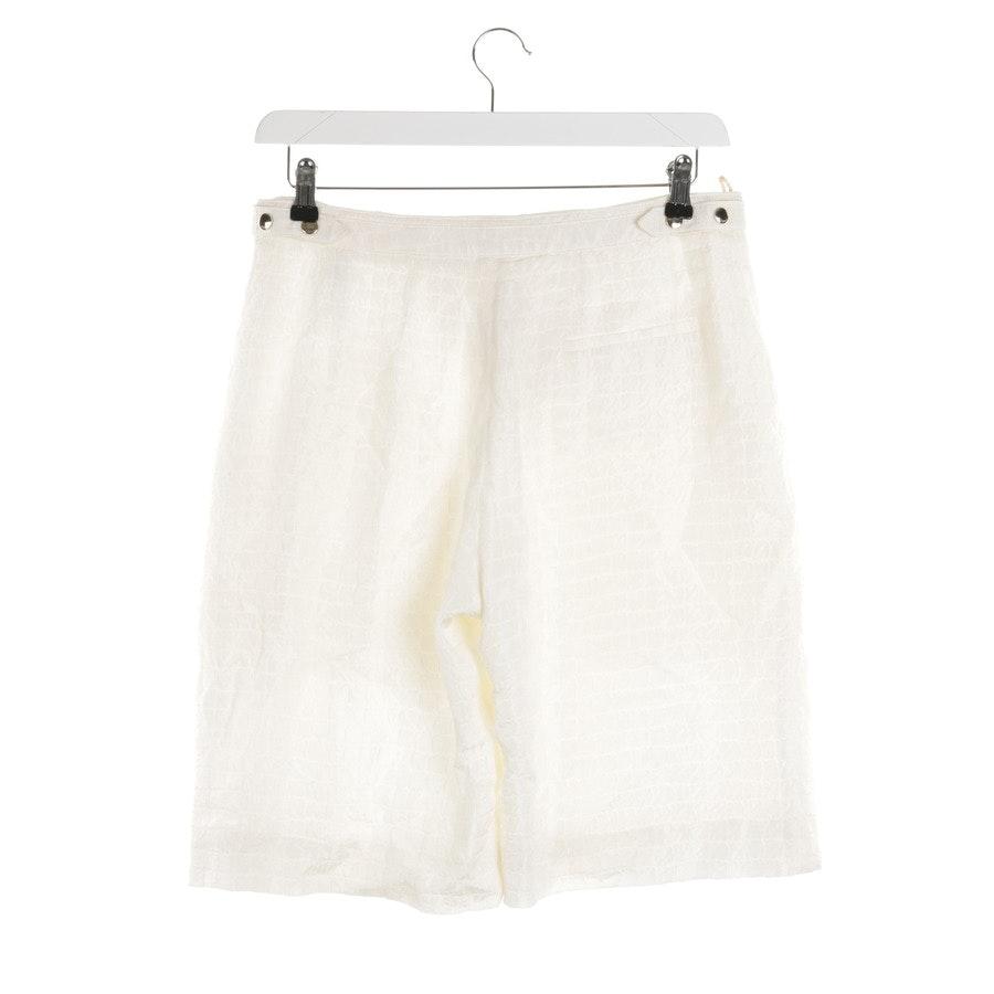 Shorts von Chloé in Cremeweiß Gr. 38 FR 40