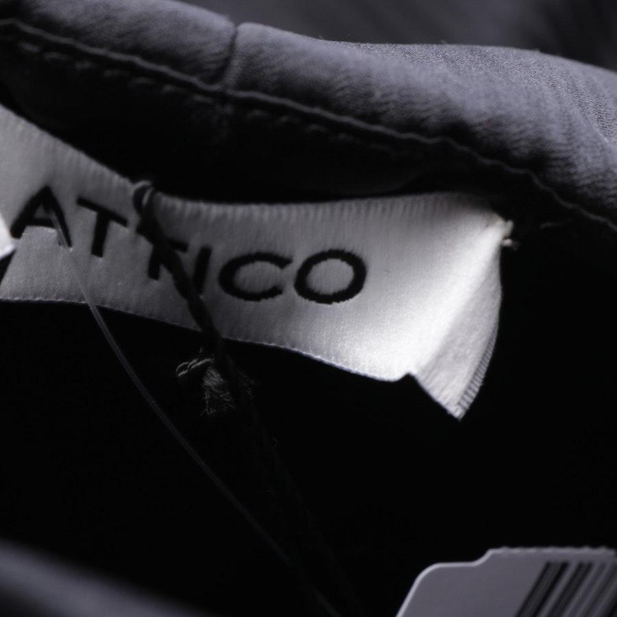 Corsagenkleid von ATTICO in Schwarz Gr. 36 IT 42 - Neu mit Etikett!