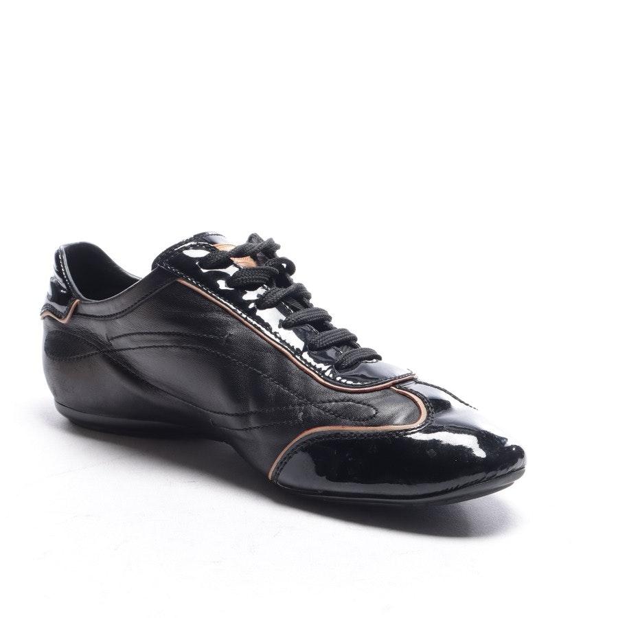 Turnschuhe von Louis Vuitton in Schwarz Gr. EUR 38,5