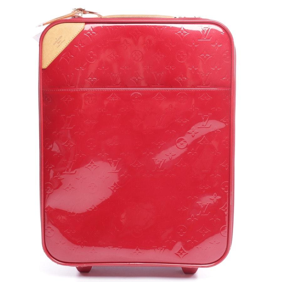 Koffer von Louis Vuitton in Rot Koffer