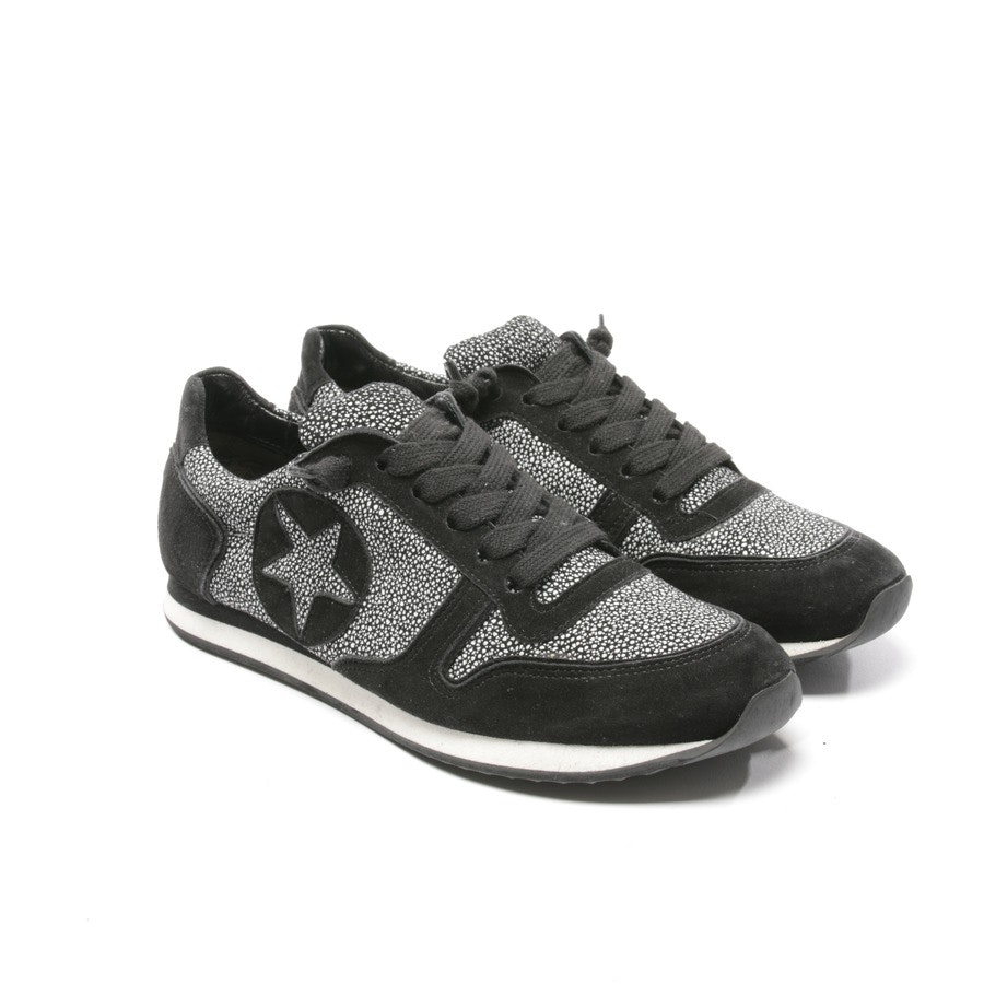 trainers from Kennel & Schmenger in black and white size D 36 UK 3,5 - new