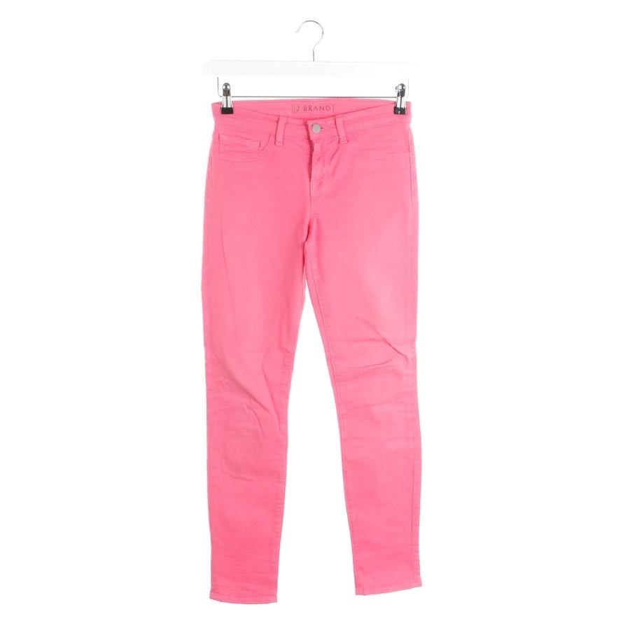 jeans from J Brand in raspberry size W26 - skinny leg
