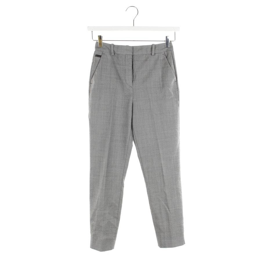 trousers from The Kooples in heather grey size DE 30 FR 32