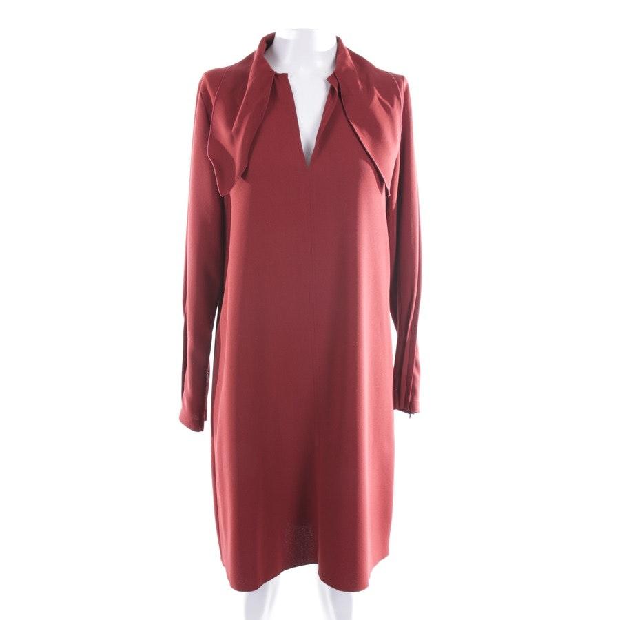 Kleid von See by Chloé in Rotbraun Gr. 32 FR 34
