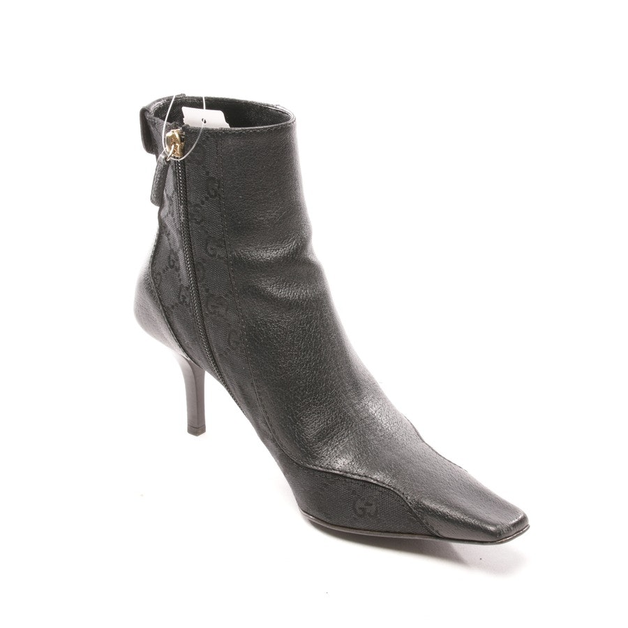 ankle boots from Gucci in black size D 38 - new!