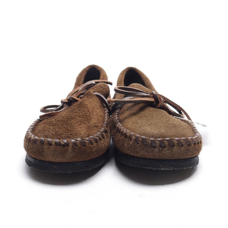 Loafer von Isabel Marant Étoile in Dunkles Khaki Gr. EUR 37