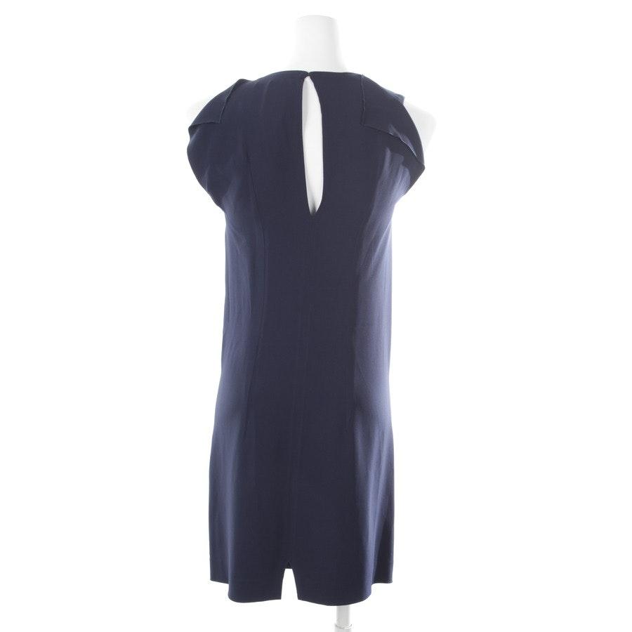 Kleid von Roland Mouret in Dunkelblau Gr. 34