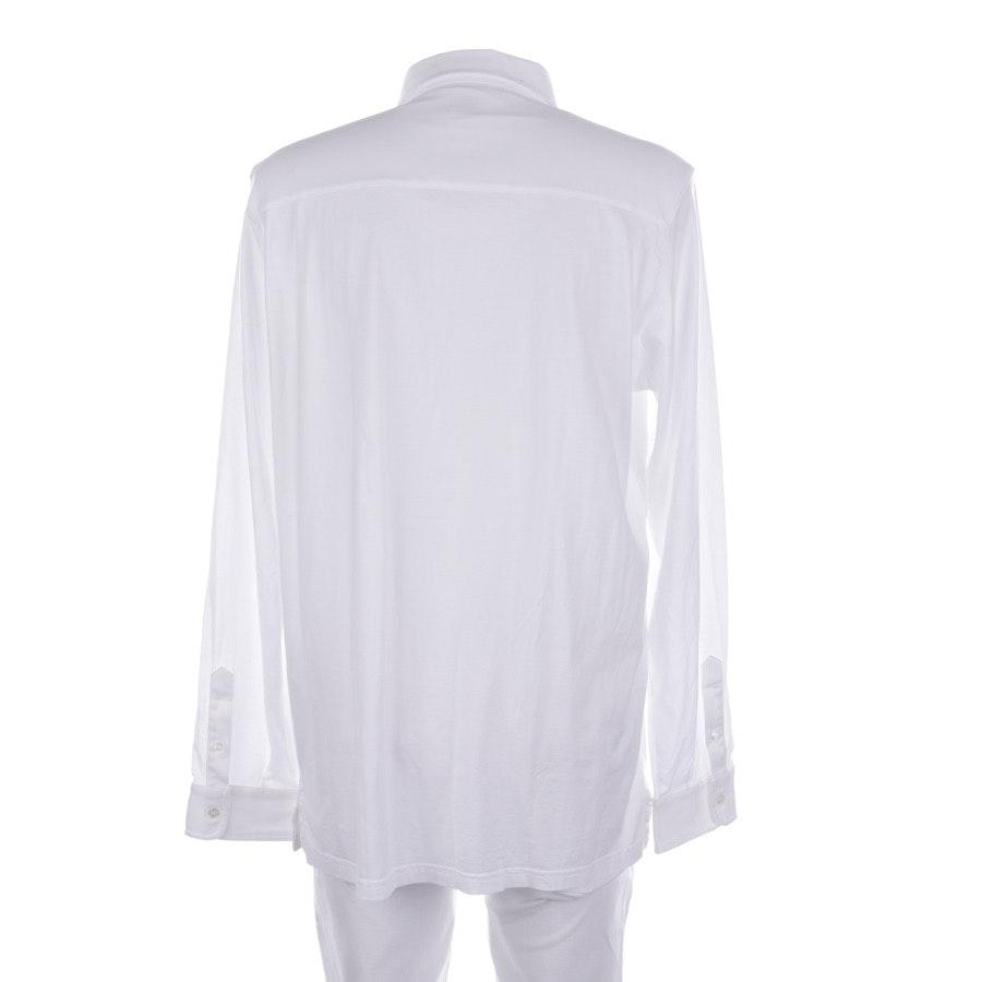 Freizeithemd von Balenciaga in Weiß Gr. 58