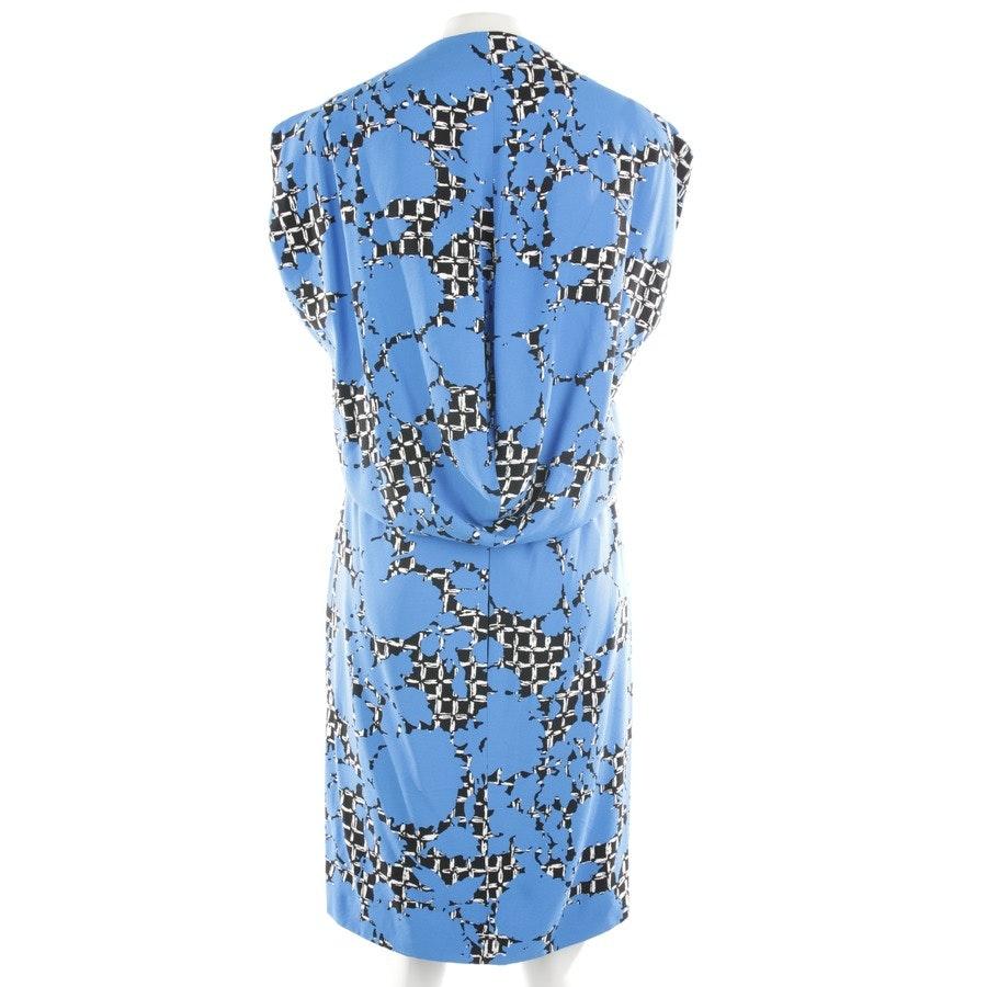 Kleid von Balenciaga in Mehrfarbig Gr. 38 FR 40